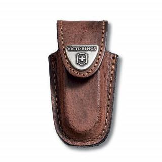 Funda de piel marrón para modelos de 58 mm | 4.0532 .