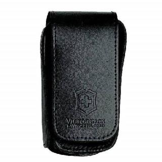 Funda de piel negra para SwissChamp y accesorios [500779] :