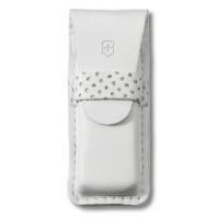 Funda de piel blanca para Classic Fashion [4.0762.7] *