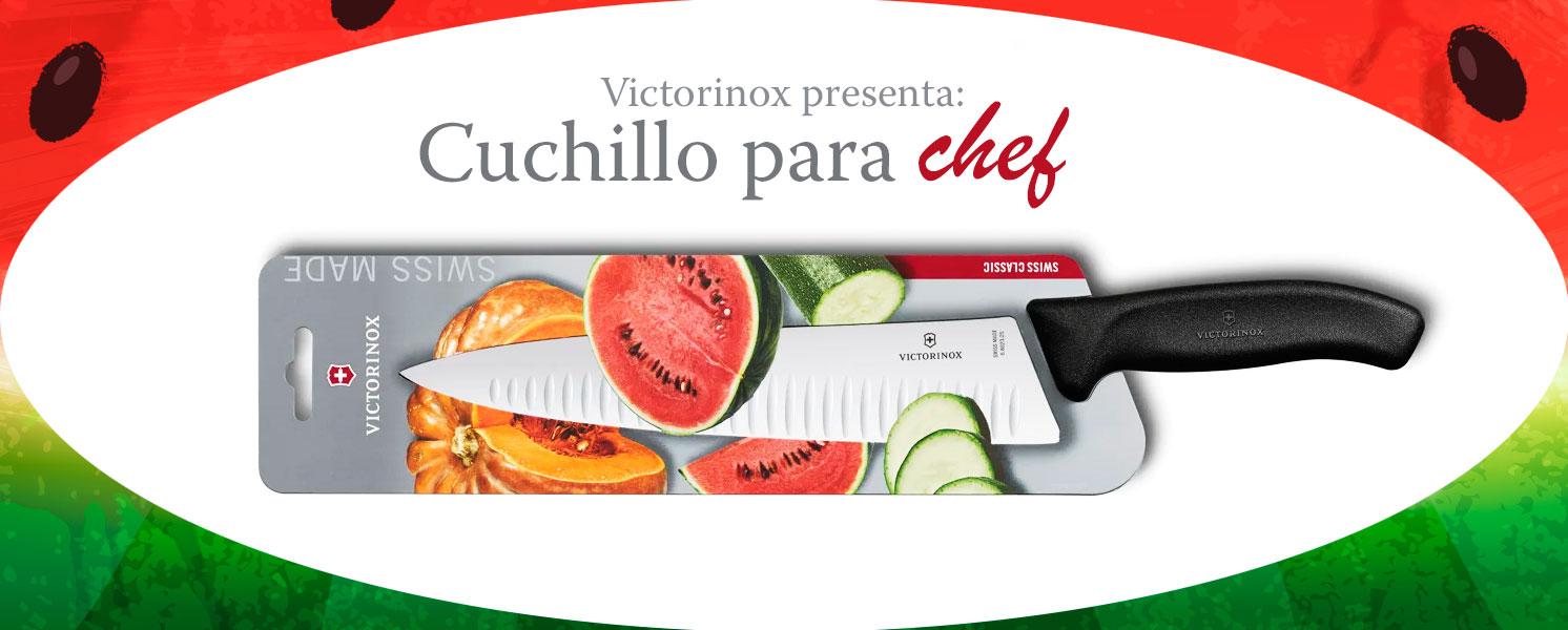 Cuchillo para chef
