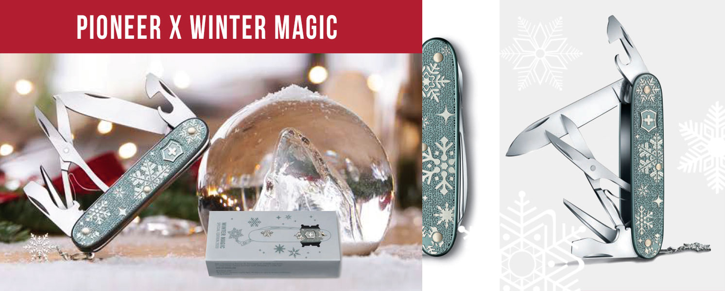 Pioneer X Winter Magic
