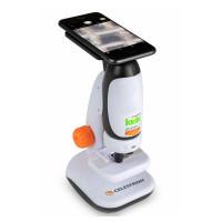 Microscopio Kids con adaptador de celular [V0001193] .