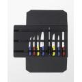 Bolsa Enrollable para cuchillos, Grande [7.4010.82] |