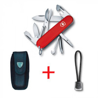 SwissPack Super Tinker + Funda de Nylon + Cordón