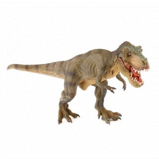 T.rex corriendo verde