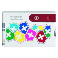 "SwissCard ""VX Colors"" | 0.7107.841 ."