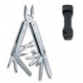 SwissTool X con soporte para cinturón :