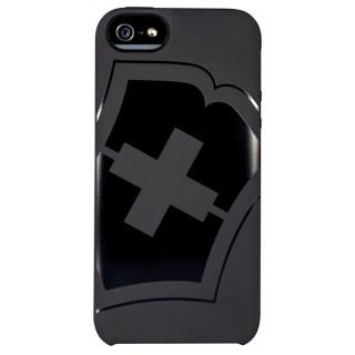 Funda para iPhone SE / 5 / 5s con emblema VX [30376301] ^