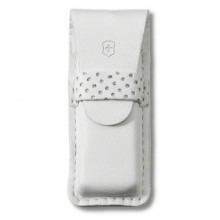 Funda de piel blanca para Classic Fashion [4.0762.7] …
