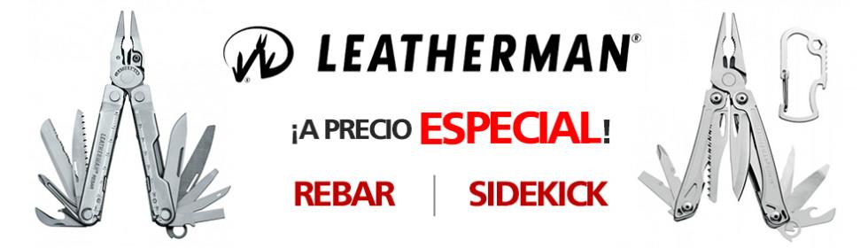 Precio especial Leatherman