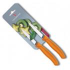 Set cuchillos SwissClassic dentados para verduras, hoja de 8 cm [6.7636.L119B] •