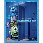 Monsters, Inc. (Blu-ray + DVD)