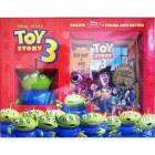 Toy Story 3 (Blu-ray + DVD) con figura anti-estrés